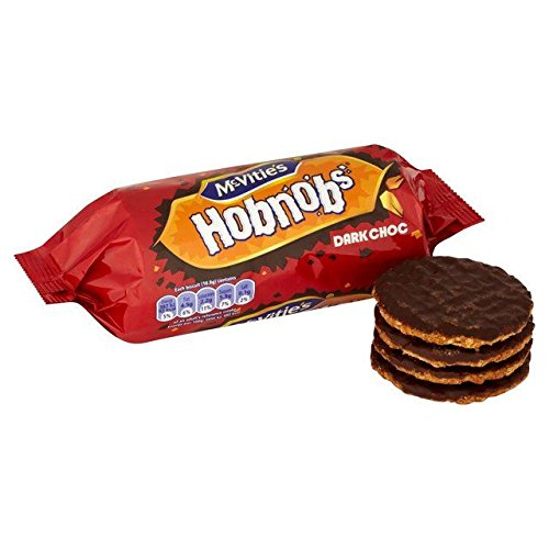 Mcvitie Dunkle Schokolade Hobnobs 262G