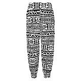 TeeJeans Womens Alibaba Harem Trouser Baggy Pants