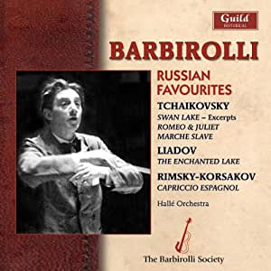 Barbirolli Dirigiert Russian Favourites