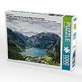 Ein Motiv aus dem Kalender Norwegen - Unterwegs im Land der Berge, Trolle und Fjorde 1000 Teile Puzzle quer