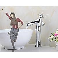 UHM Bagno lavandino Vanity rubinetto-umana come arte
