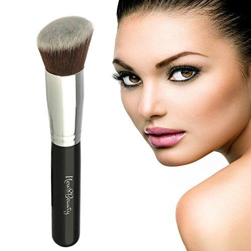 Beste -backe Contour und Bronzer Make-up Kabuki Gesichts-Bürste - High Quality Vegan freundlich Bristles - Flawless Airbrushed Fertig Skin - von ()
