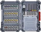 Bosch Professional 2607017464 Juego de Accesorios para Atornillador inalámbrico Pick & Click, 40 Piezas (en maletín)