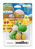 Nintendo - Figura Amiibo Yoshi Lana, Color Verde