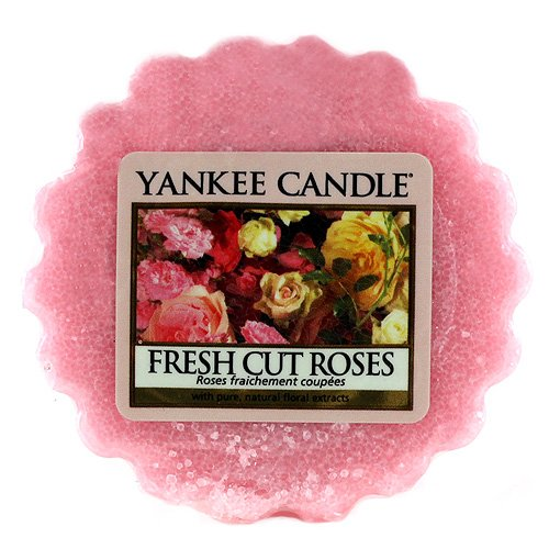 Yankee Candle Dufttart <br>Fresh Cut Roses<br>