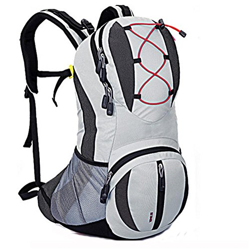 Idratazione pacchetto equitazione, 22LL maschio, femmina sacchetto della bicicletta, equitazione spalla esterna borsa sportiva, di grande capacità, materiale impermeabile nylon , e d