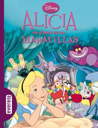 Alicia en el país de las Maravillas (Clásicos Disney)