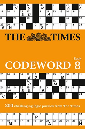 The Times Codeword 8 por The Times Mind Games