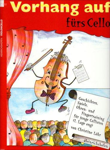 llo: Geschichten, Spiele, Ohren- und Fingertraining für junge Cellisten (1. Lage eng) ()