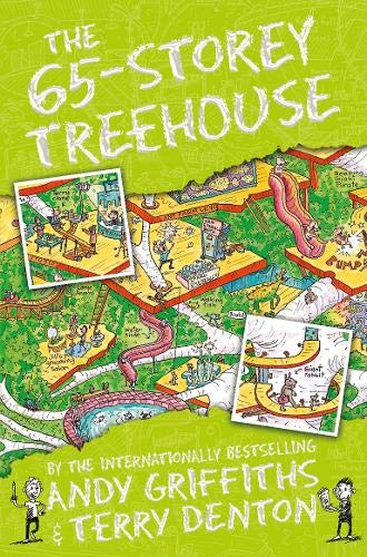The 65-Storey Treehouse: The Treehouse Books 05 por Andy Griffiths
