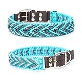 Paracord Halsband - Arrow, Hundehalsband, wahlweise mit Gravur und weiteren Extras