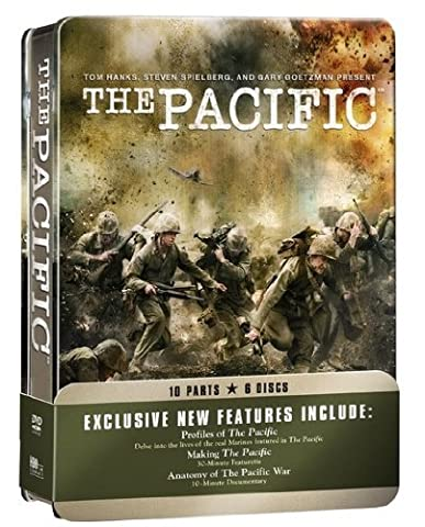 Pacific: Complete HBO Series (Limited Edition 6-Disc Gift Set In Tin Box) [DVD]