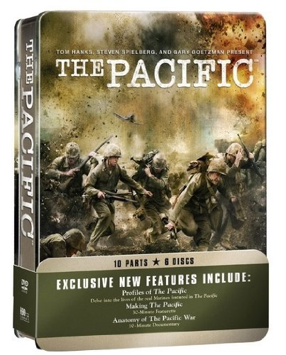 Pacific: Complete HBO Series (Limited Edition 6-Disc Gift Set In Tin Box) [DVD] -