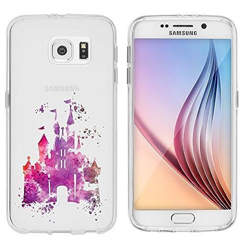 Samsung Galaxy S6 Hülle von licaso® aus TPU schützt Dein