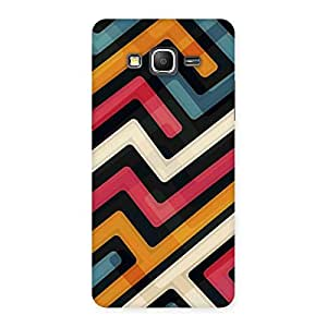 Awesome Pipelines Abstract Back Case Cover for Galaxy Grand Prime