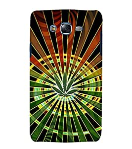 printtech Weed Leaves Design Back Case Cover for Samsung Galaxy J5 / Samsung Galaxy J5 J500F