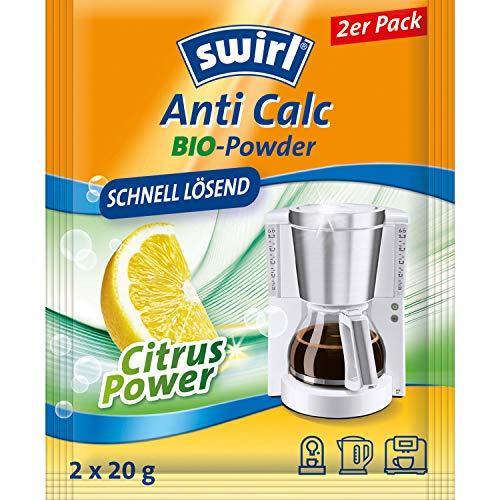 Swirl Citrus-Bio- Entkalker-intensiv, 2 Stück, 40g