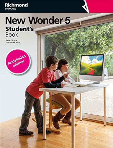 NEW WONDER 5 STUDENT'S ANDALUCIA
