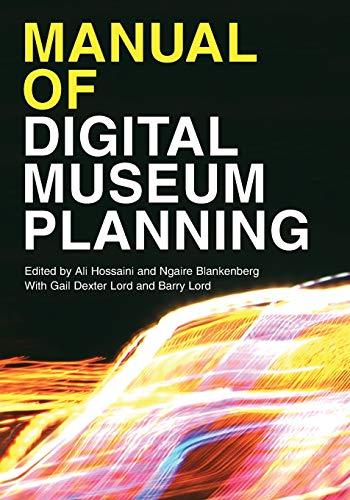 Manual of Digital Museum Planning Digital Data Communications