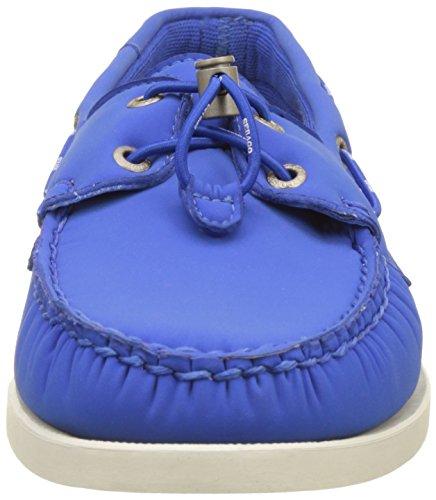 Sebago Herren Docksides Bootschuhe Blau (Blue Ariaprene)