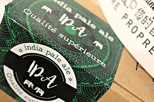 Mon Petit Brassage - Kit Brassage Bière IPA - India Pale Ale - Mode d'Emploi FR/EN - Bière artisanale pour brasser à la maison