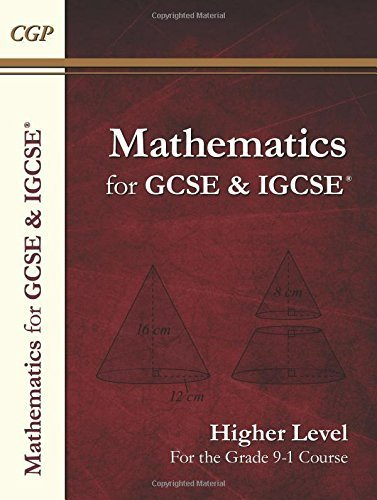 New Maths for GCSE Textbook: Foundation (for the Grade 9-1 Course) by CGP Books (2015-05-28)
