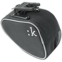 Fizik KLIK Saddle Pak with ICS - Grey, Medium