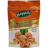 HappiloDeluxe 100% Natural Kashmiri Walnut Kernels, 200g (Pack of 1)
