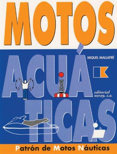 Motos acuáticas (Enseñanzas y titulaciones) por Miquel Mallafré