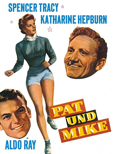 Pat und Mike (1952) Cover
