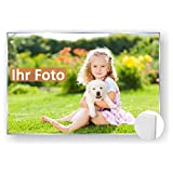 Acrylglasbild Glasbild Bild 5 mm Edel mit Wunschmotiv Ihr eigenes Foto Bild Motiv Farbe Color, Größe 80 x 60 cm