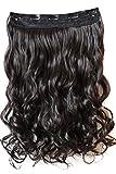 PRETTYSHOP XXL 70cm Clip-In-Extensions Tupé Alargamiento del cabello Aumento del cabello Postizo resistente al calor C52-1