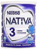 Nativa ProExcel 3 Fórmula de crecimiento en polvo a partir de 12 meses - 800 g