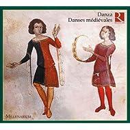 Danza, danses medievales