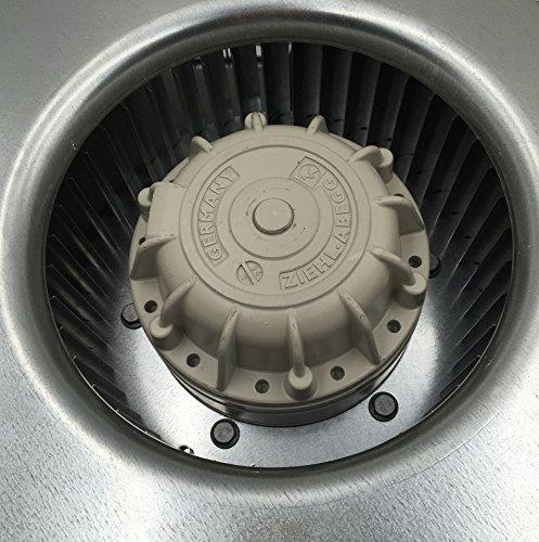 Gowe Ziehl Abegg fan rf22p.2dk.3F.5r pialla 850W gantry-type ventilatore assiale per Siemens