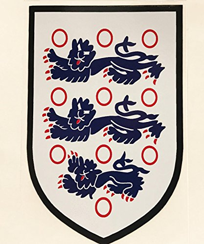 England-Football-Team-Self-Adhesive-Sticker-Car-Motor-Vehicle-Home-Window-Sign