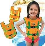 Schwimmlernweste für Kinder (mittel,6 - 10 Jahre, ca. 29 x 40 cm)