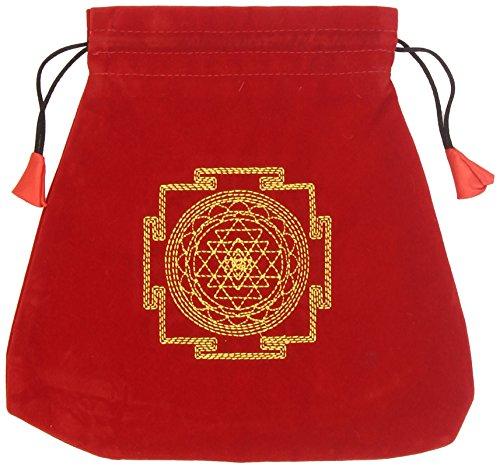 Protection Velvet Bag (Bolsas de Lo Scarabeo Tarot Bags From Lo Scarabeo)