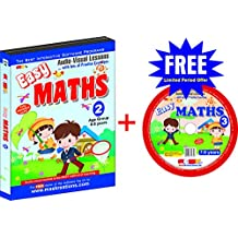 Easy Maths-2 - Offer of FREE CD for Class 3 - Limited period