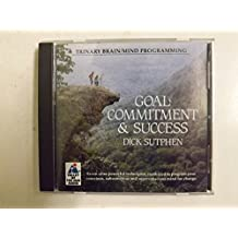 Trinary Brain/mind Programming Goal Commitment & Success (UK Import)