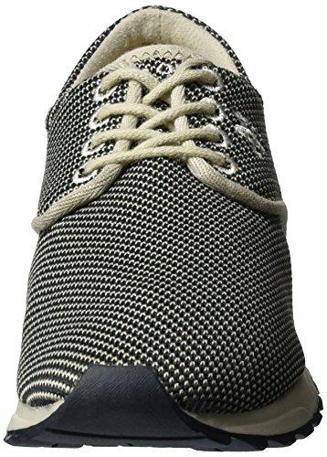 Marc O'Polo Damen 70113893501613 Sneaker Grau (grey/cream)