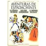 """Triple Pack """"Aventuras De Espadachines"""" 1:La Mascara De Hierro+Los Tres Mosqueteros+La Venganza De Milady"""