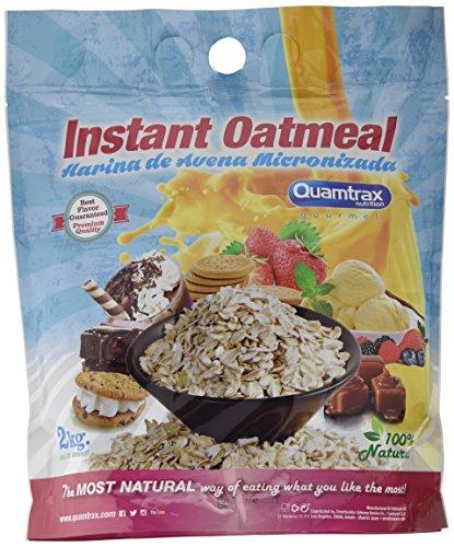 quamtrax Nutrition Vanille instant Hafer–2000gr