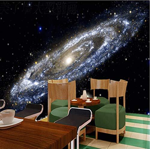 lder Aufkleber Tapete Dekorationen Wand Kosmischer Nebel Science Fiction Hintergrund Weltraum Kunst Kinder Tv (W) 400x(H) 280cm ()