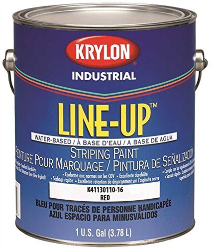 sherwin-williams-gidds-561142-krylon-line-up-industrial-water-based-pavement-striping-paint-red-semi