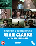 Dissent & Disruption: Alan Cla [Blu-ray] [Import anglais]