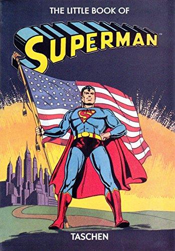 Reisebuch: The Little Book of SUPERMAN (Bilder, Hintergrundgeschichten und Comic-Strips)