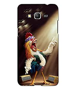 SAMSUNG GRAND 3 PRINTED COVER BY aadia