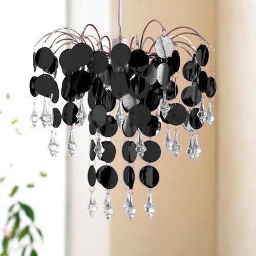 luminaire-plafonnier-pendentif-lumiere-lumiere-lustre-approprie-32cm-noir