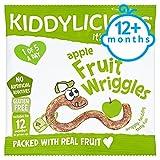 Kiddylicious Apple Fruit Wriggles 12G